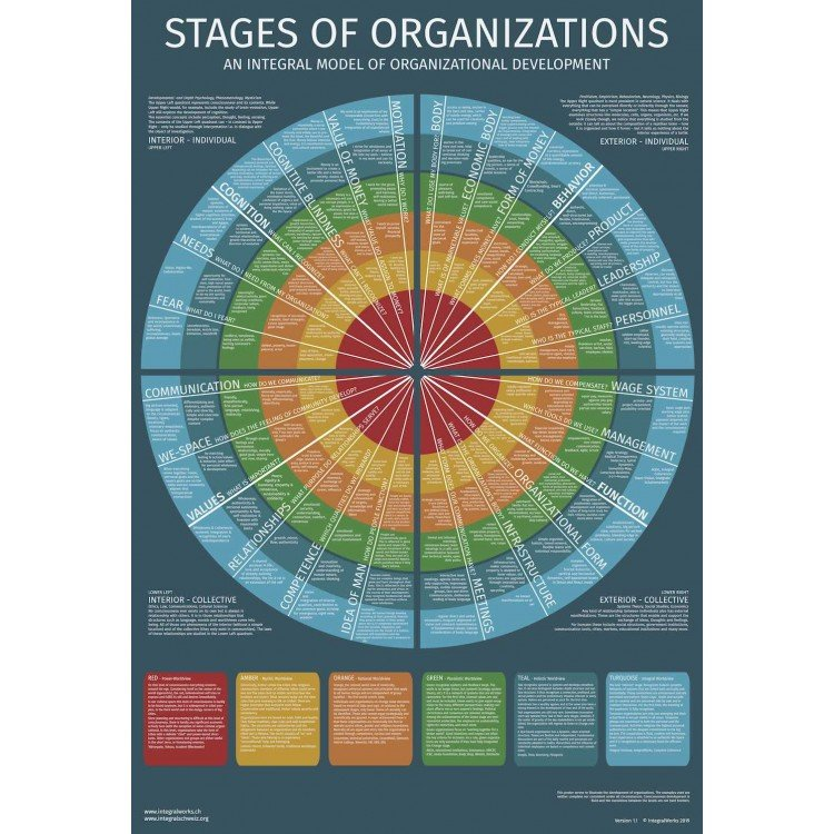 Stages of Organizations (Digital)